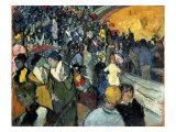 The Arena at Arles Giclée-Premiumdruck von Vincent van Gogh