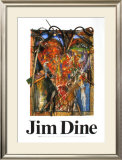 Untitled Posters by Jim Dine