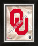 Oklahoma University 2008 Logo Framed Photographic Print