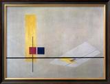 Konstruktion, 1922-23 Prints by Laszlo Moholy-Nagy