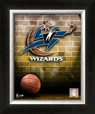 Washington Wizards Framed Photographic Print