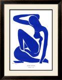 Nu Bleu I, c.1952 Posters by Henri Matisse