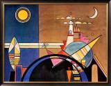 Das Grosse Tor Zu Kiew Prints by Wassily Kandinsky