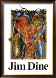Untitled Prints by Jim Dine
