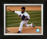 Pedro Martinez Framed Photographic Print