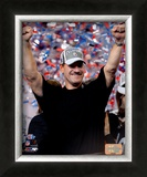 Bill Cowher Framed Photographic Print