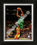 Eddie House, Game 4 of the 2008 NBA Finals Framed Photographic Print