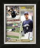Ryan Braun Framed Photographic Print