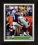 David Tyree - Super Bowl XLII Framed Photographic Print
