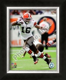 Josh Cribbs 2009 Framed Photographic Print