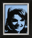Jackie, c.1964 (Smiling) Poster by Andy Warhol