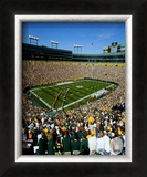 Lambeau Field Framed Photographic Print
