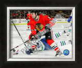 Brent Seabrook Framed Photographic Print