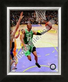 Ray Allen, Game 4 of the 2008 NBA Finals Framed Photographic Print