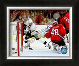Sidney Crosby 2008-09 Playoffs Framed Photographic Print