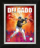 Carlos Delgado Framed Photographic Print