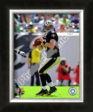 Drew Brees 2009 Framed Photographic Print