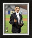 Ichiro Framed Photographic Print