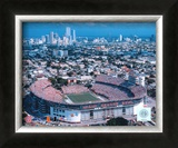 Orange Bowl Framed Photographic Print