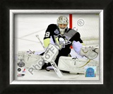 Marc-Andre Fleury Game Three of the 2008-09 NHL Stanley Cup Finals Framed Photographic Print