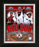 Boston Red Sox Framed Photographic Print