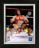 "Jimmy ""Superfly"" Snuka Framed Photographic Print"