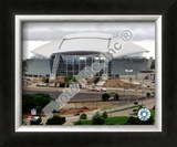 Cowboys Stadium - Exterior Framed Photographic Print
