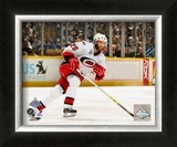 Erik Cole 2006 Stanley Cup Framed Photographic Print