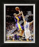 Kobe Bryant Game Five of the 2009 NBA Finals Framed Photographic Print