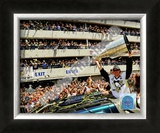 Sidney Crosby 2009 Stanley Cup Champions Victory Parade Framed Photographic Print