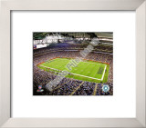 Ford Field 2008 Framed Photographic Print