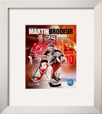 Martin Brodeur Framed Photographic Print