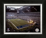 Texas Stadium Framed Photographic Print