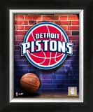 Detroit Pistons Framed Photographic Print