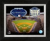 Yankee Stadium 2008 All-Star Game Framed Photographic Print