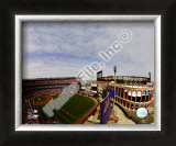 Shea Stadium & Citi Field 2008 Framed Photographic Print