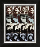 Sixteen Jackies, c.1964 Posters by Andy Warhol