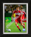 Brian McBride 2008 Framed Photographic Print