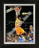 Kobe Bryant - '09 Playoffs Framed Photographic Print