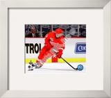 Pavel Datsyuk - &#39;09 St. Cup Framed Photographic Print