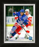 Marian Gaborik 2009-10 Framed Photographic Print