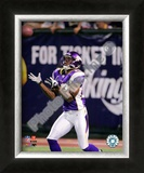 Percy Harvin Framed Photographic Print