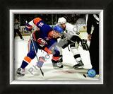 John Tavares & Sidney Crosby 2009-10 Framed Photographic Print
