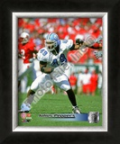 Julius Peppers Framed Photographic Print