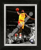 LeBron James Framed Photographic Print