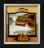 Angler's Inn Art by Thomas LaDuke