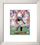 Brian Dawkins Framed Photographic Print