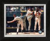 Randy Johnson - Multi-Exposure Framed Photographic Print