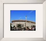Yankee Stadium Outside Final Game September 21, 2008 Framed Photographic Print
