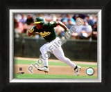Rickey Henderson 1998 Framed Photographic Print